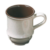 Arcadia 9 oz. Two-Tone 3 inch Mug - 12/Case