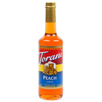 Torani 750 mL Peach Flavoring / Fruit Syrup