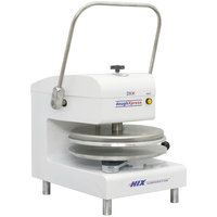DoughXpress DXM-WH Manual Pizza Dough Press 18 inch