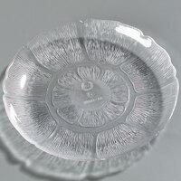 Carlisle 695407 Petal Mist 7 11/16 inch Clear Plate