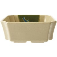 GET 149-TD Japanese Traditional 16 oz. Rectangular Dish - 12/Case