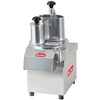 Berkel M3000-10 3/4 HP Continuous Feed Food Processor with Wiper Blade Ejection System - 230V