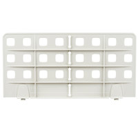 Metro MUD18-8 18 inch Universal Shelf Divider for Open Grid and Wire Shelves
