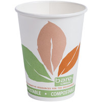 Dart Solo 412PLN-J7234 Bare Eco-Forward 12 oz. Paper Hot Cup - 50/Pack