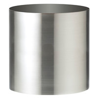 Sterno Products 85174 Metal Cup Satin Nickel Lamp Base