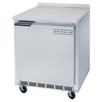 Beverage Air WTR27A 27 inch Worktop Refrigerator - 1 Door
