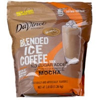 DaVinci Gourmet Ready to Use No-Sugar-Added Mocha Mix - 3 lb.
