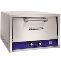Bakers Pride P-22S Electric Countertop Pizza and Pretzel Oven - 208V, 3 Phase, 3600W