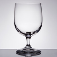 Libbey 8556SR Bristol Valley Sheer Rim 12 oz. Goblet - 24/Case