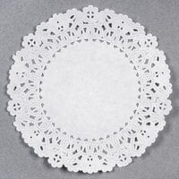 5 inch Lace Doily   - 1000/Case