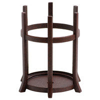 Sterno Products 85154 Grande Castle Rust Lamp Base