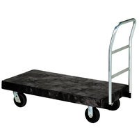 Continental 5860 24 inch x 48 inch Platform Truck 700 lb. Capacity