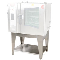 Cleveland CST-20-OB Combi Oven Equipment Stand with Open Base and Adjustable Legs