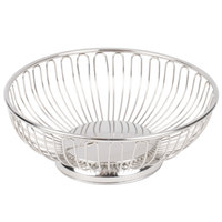 American Metalcraft BSS11 11 inch Round Stainless Steel Basket