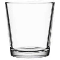 Libbey 15587 Restaurant Basics 12 oz. Double Rocks / Old Fashioned Glass - 24/Case