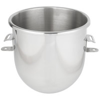 Hobart BOWL-SSTD30 Classic 30 Qt. Stainless Steel Mixing Bowl
