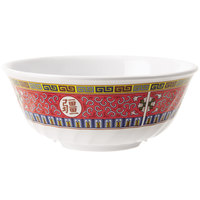 GET M-606-L Dynasty Longevity 24 oz. Fluted Bowl - 12/Case