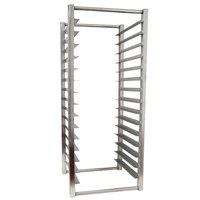 Turbo Air TSP-2250 22 inch Bun Pan Rack for TSF-23SD Solid Door Reach in Freezer