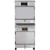 Winston Industries CAT507/HA4507 CVAP Full Height Stacked Thermalizer Oven and Holding Cabinet - 120/208V, 1 Phase