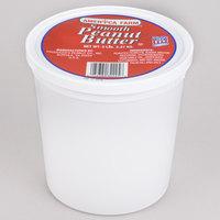 Bulk Smooth Peanut Butter - (6) 5 lb. Tubs / Case - 6/Case