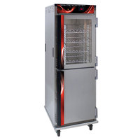 Cres Cor H-138-NS-CC3MC5Q Insulated Full Height Stainless Steel Holding Cabinet - 120V, 2000W