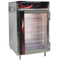 Cres Cor H-138-NS-CC1MC5Q Insulated Half Height Stainless Steel Holding Cabinet - 120V, 1400W