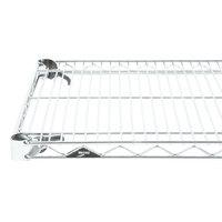 Metro A1848NC Super Adjustable Chrome Wire Shelf - 18 inch x 48 inch