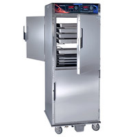Cres Cor RO-151-FPWUA-18DX Pass-Through Quiktherm Rethermalization Oven with Deluxe Controls and AquaTemp System - 208V, 3 Phase, 8kW