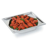 Vollrath 3102240 Super Pan 4 inch Deep Half Size Super Shape Hexagon Pan