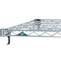 Metro A2136NS Super Adjustable Stainless Steel Wire Shelf - 21 inch x 36 inch