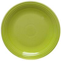 Homer Laughlin 467332 Fiesta Lemongrass 11 3/4 inch Chop Plate - 4/Case