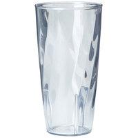 Carlisle 4367407 Swirl 22 oz. Clear Polycarbonate Tumbler   - 36/Case