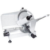 Globe G12 12 inch Manual Gravity Feed Slicer - 1/2 hp