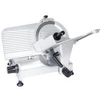 Globe G12 12 inch Manual Gravity Feed Slicer - 1/2 hp