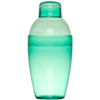 Fineline Quenchers 4102-GRN 10 oz. Green Plastic Shaker 24 / Case