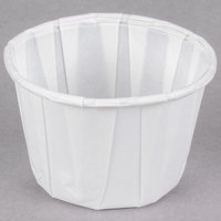 Dart Solo 200-2050 2 oz. White Paper Souffle / Portion Cup 250/Box