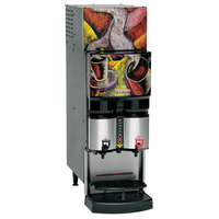 Bunn 34400.0037 LCR-2 Refrigerated Liquid Coffee Dispenser with Scholle Connector - 120V