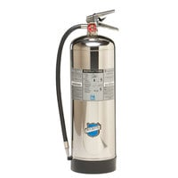 Buckeye 2.5 Gallon Water Class A Fire Extinguisher - Rechargeable Untagged - UL Rating 2-A