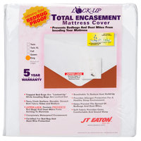 JT Eaton 81KGENC Premium King Size Bed Bug Proof Mattress Cover