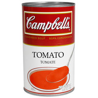 Campbell's 50 oz. Condensed Tomato Soup - 12/Case