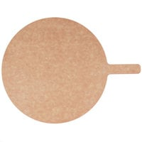 American Metalcraft MP1217 12 inch Round Pressed Pizza Peel with 5 inch Handle