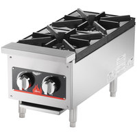 Vollrath 40736 2 Burner Countertop Range