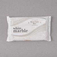 Dial White Marble Tone Skin Care Soap 1.5 oz. - 500/Case