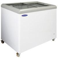 Nor-Lake FTB43-9 Flat Lid Display Freezer - 11.5 Cu. Ft.