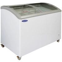 Nor-Lake CTB52-12 Curved Lid Display Freezer - 14.5 Cu. Ft.
