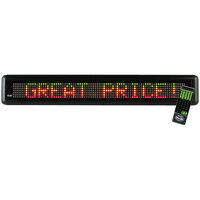TruColor II 28 inch Scrolling Color LED Sign
