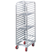 Channel AXD1812 12 Pan End Load Bun / Sheet Pan Rack - Assembled