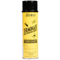 16 oz. Noble Chemical Terminate Aerosol Crawling Insect Killer - 12 / Case (AMR A423)