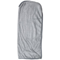 Unger MMSLG SmartColor Gray MicroSleeve Microfiber Duster Sleeve