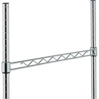 Metro H148C Chrome Hanger Rail 48 inch